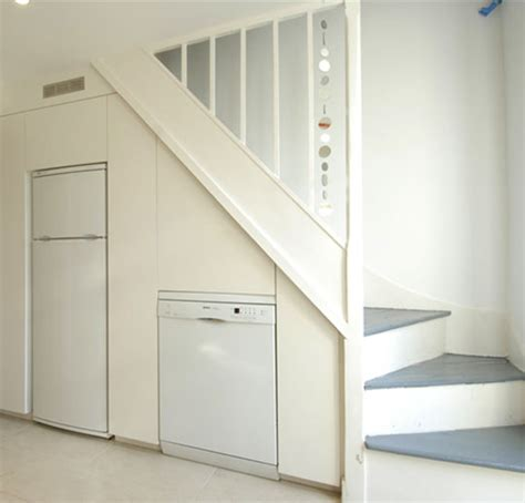 Banister Planters Under Stairs Storage Staircas Storage Spaces Saving