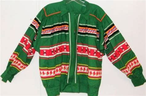 Seminole Patchwork Jacket - details about colorful seminole miccosukee florida indian