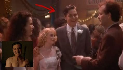 groundhog day michael shannon remember when michael shannon was in groundhog day hint