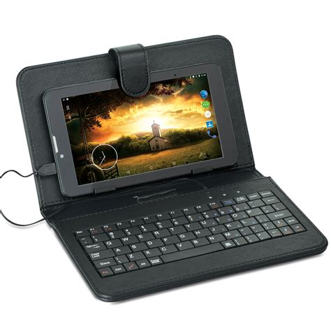 tablets with buy 4g calling tablet with keyboard at best