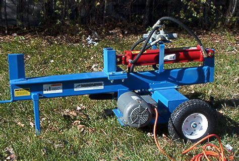log splitter ram 16 ton horizontal electric log splitter ram splitter hv16 4
