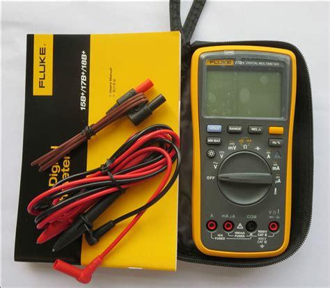 Multimeter Fluke 17b search result fluke 302 digital cl meter ac dc
