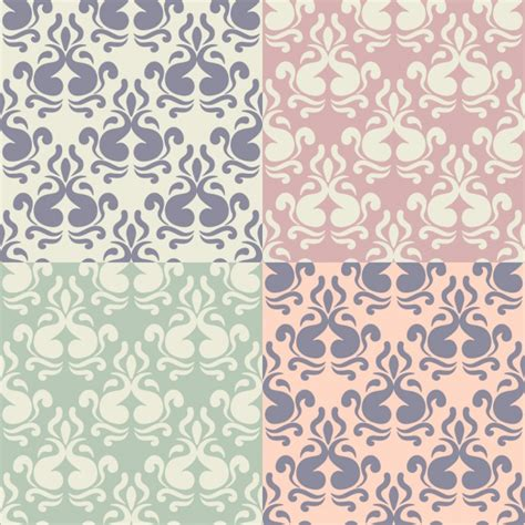 damask pattern freepik cute damask pattern collection vector free download
