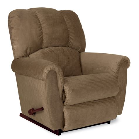 lazy boy lumbar support recliner la z boy conner reclina rocker recliner tan shop your