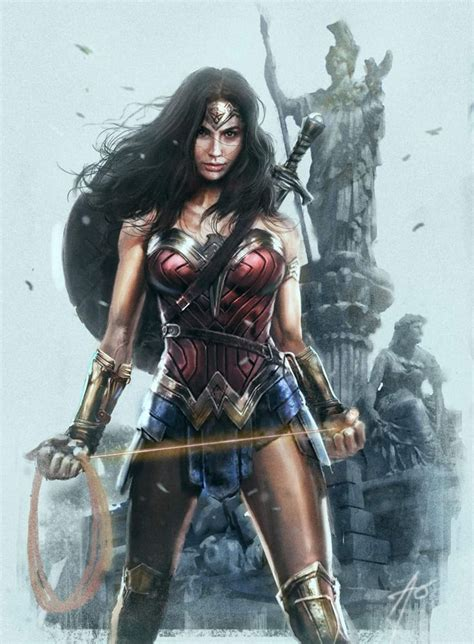 amazon wonder woman wonder woman amazon princess rudy ao wonder woman