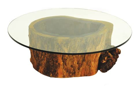 Stump Coffee Tables Tree Stump Coffee Tables More Than A Tree Is Tree Stump Table Home Furniture And Decor