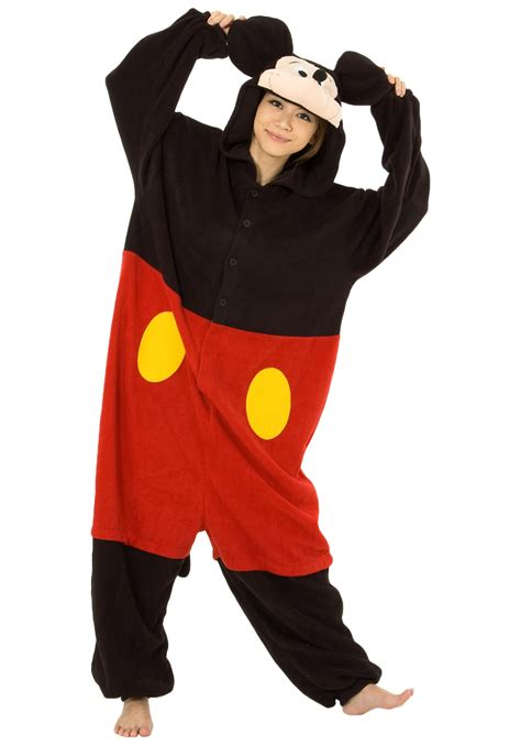 mickey mouse costume mickey mouse pajama costume