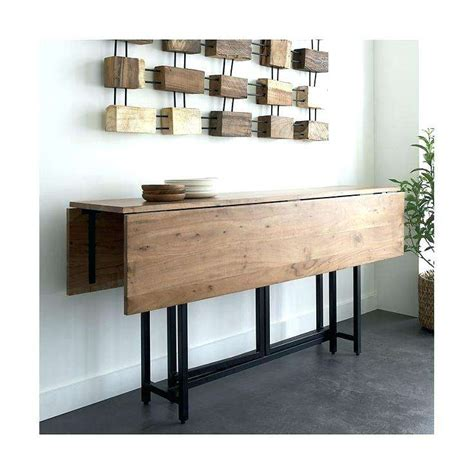 Side table for dining
