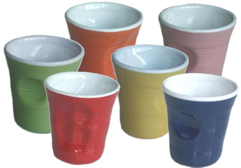 bicchieri in ceramica bicchieri ceramica tovaglioli di carta