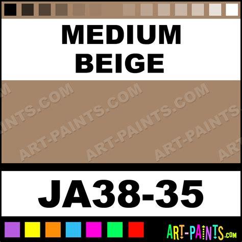 medium beige traditions acrylic paints ja38 35 medium beige paint medium beige color