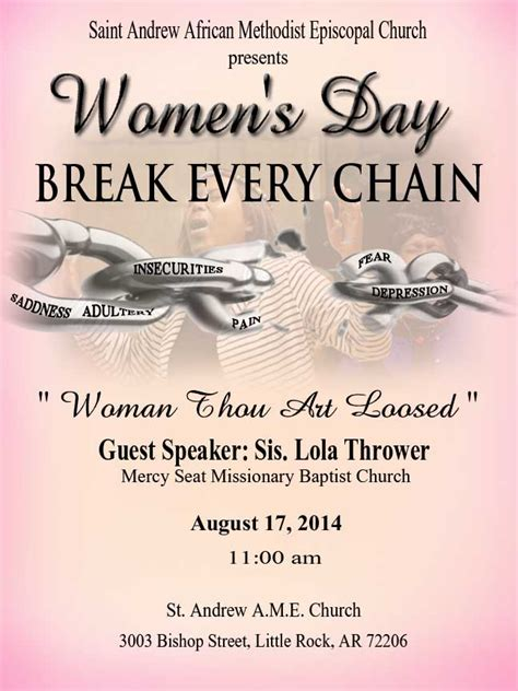theme names for annual day join us for women s day 2014 st andrew amec