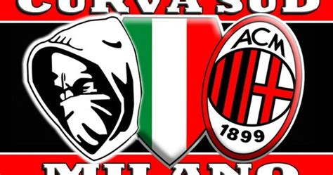 Kaos A C Milan Curva Sud Logo 4 Singlet Tanpa Lengan Tpl Acm20 sejarah curva sud my name is