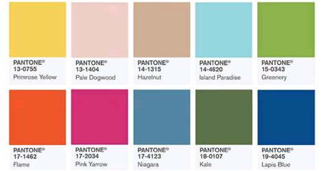 Stok Pilihan Warna anugerah terindah pilihan warna baju tema raya untuk