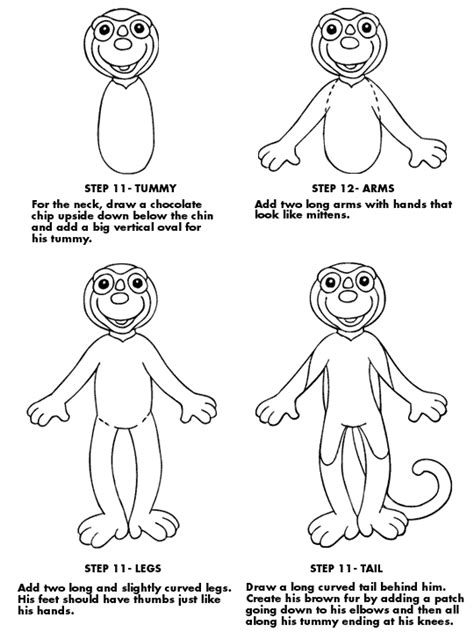 how to draw zoboomafoo