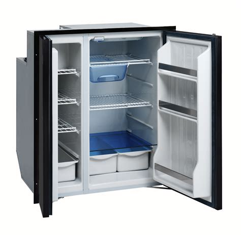 airflo 156l mini side by side fridge freezer stainless steel isotherm cruise 200 classic black side by side dc or ac