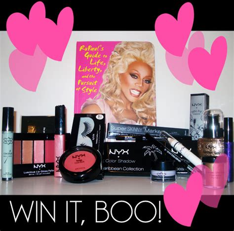 Nyx Gift Card - two ways to win 102 in nyx cosmetics a 200 american express gift card and more