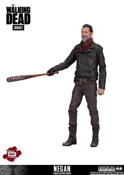 figure 5 inch mcfarlane the walking dead 5 inch scale negan the toyark