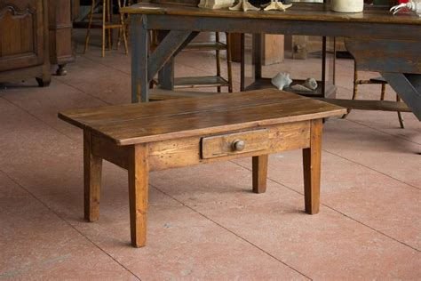elm coffee table snoopers furniture elm coffee table for sale at 1stdibs