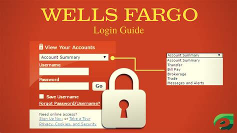 fargo fargo login guide www wellsfargo