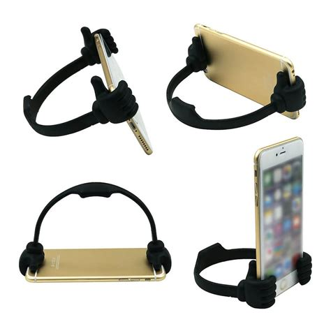 Ok Stand Oke Stand Stand Holder Phone Thumbs Ok Stand Wld57 silicone thumb ok design stand holder for mobile phone