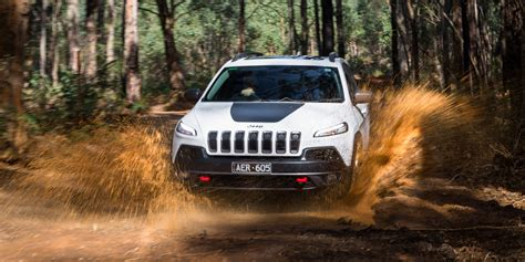 jeep cherokee trailhawk 2016 jeep cherokee trailhawk review caradvice