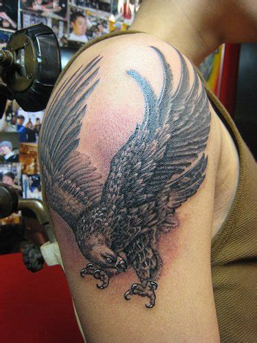Best eagle tattoos in the world for men