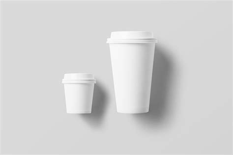 Ananastarte Without Paper Cup free paper cup mockup on behance