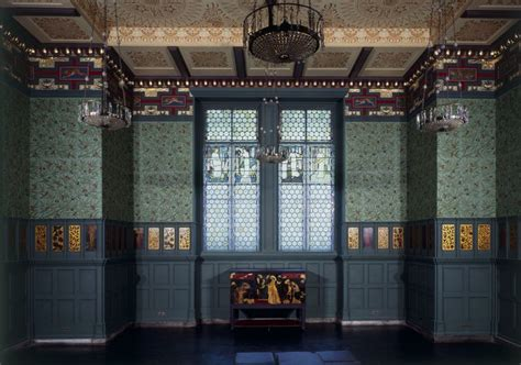 Green Dining Room At The South Kensington Museum 17 Best Images About Arts Crafts 1880 1915 On