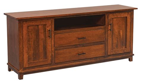 Hiltons Stand In by Tv Stand Ohio Hardwood Furniture