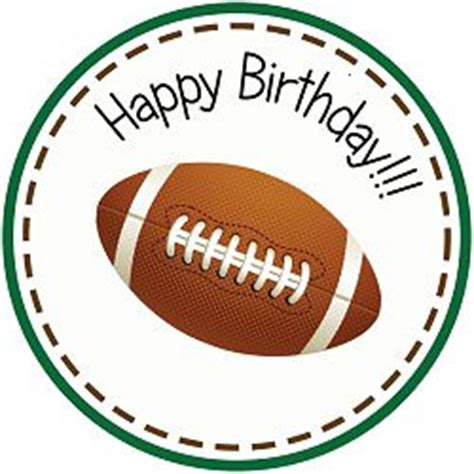 football birthday card template birthday printables for your catch my