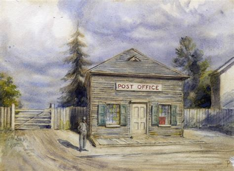 post office 1827 ca 1830 adelaide st e s side betw