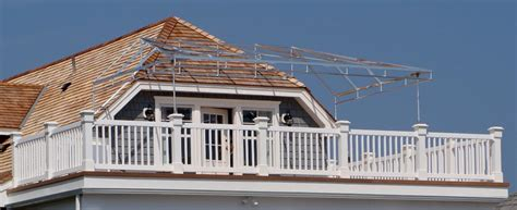 Awning Companies In South Jersey All Seasons Awnings Residential Anodized Frames Paul 609