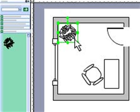Office Furniture Visio Stencils Office Floor Plan Free Floorplan Designs