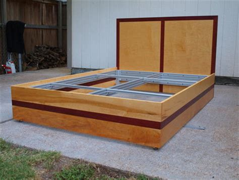 photon bed photon s platform bed by jacob deis lumberjocks com
