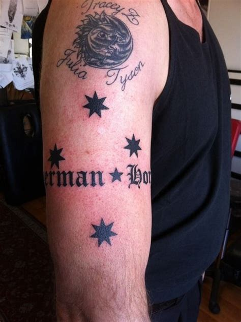 star armband tattoo designs black and words armband armband