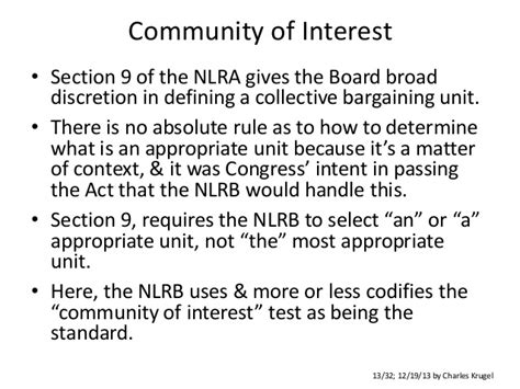 nlra section 9 nlra section 9 28 images timetable of major decisions