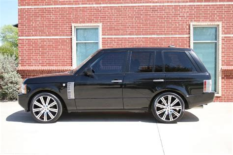 range rover stock rims land rover range rover sport hse 20 inch rims wheels on