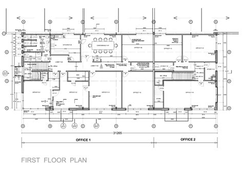 Work Sd Urban Architect Warehouse Office Floor Plans