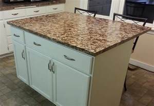how to make an kitchen island build a kitchen island decodir