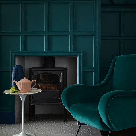 Interiors For Homes by Little Greene Has Introduced Seven New Paint Colours For