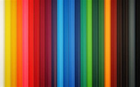 lines and colors colorful pencils wallpapers hd wallpapers id 6477