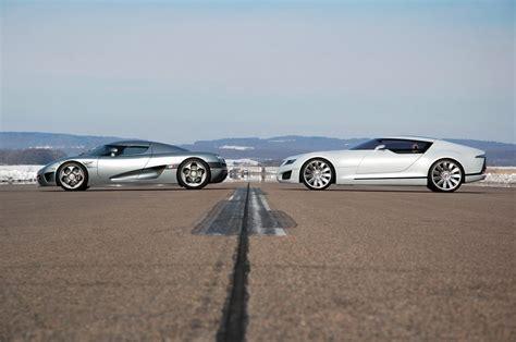 Koenigsegg Meet Saab Saab Meet Koenigsegg Teamspeed Com