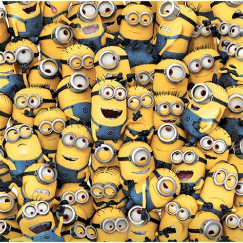 Minion Gift Card - sea of minions blank minions card minion shop