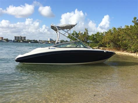 yamaha jet boat grill yamaha ar190 2013 for sale for 25 000 boats from usa