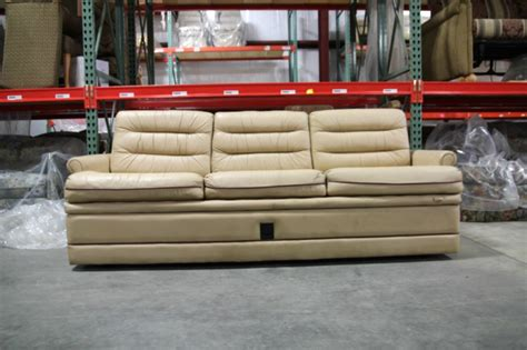 used rv sofa rv furniture used rv motorhome villa international flip
