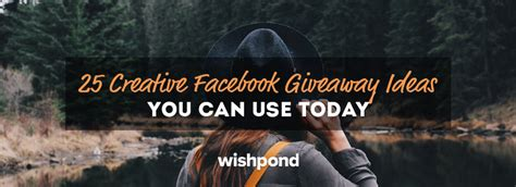 Giveaway Ideas For Facebook - 25 creative facebook giveaway ideas you can use today