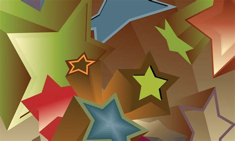 tutorial star illustrator illustrator tutorial how to make 3d vector vintage stars