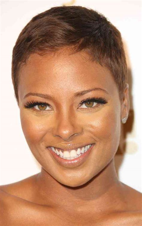 boycut hairstyle for blackwomen eva pigford 2015 best celebrity stylebest celebrity style