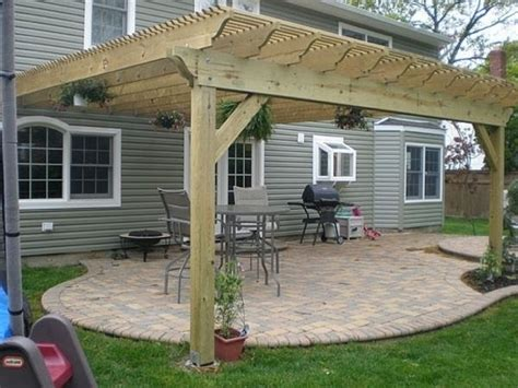 how to build a pergola over a patio pergola gazebo ideas