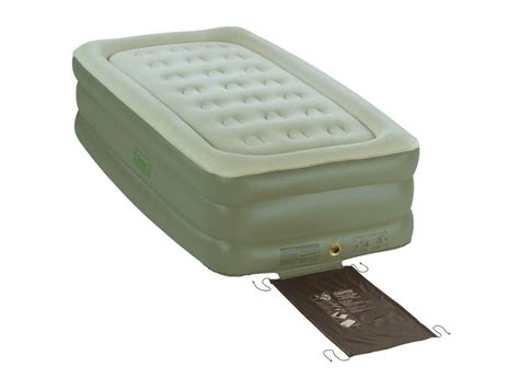 coleman high quickbed air bed